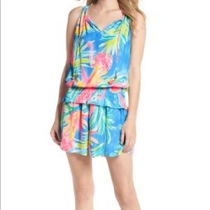 NWT Lilly Pulitzer Kellen set in bennet blue Small